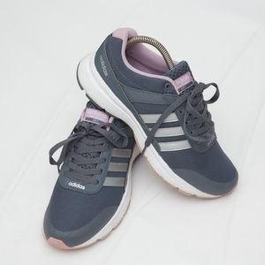 Adidas Cloudfoam VS City W Onix Running shoes 7